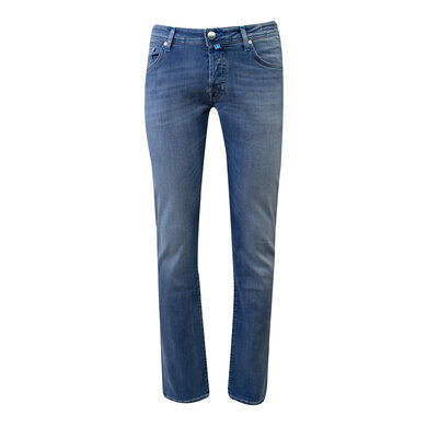 Jacob Cohën stretch jeans lichtblauw