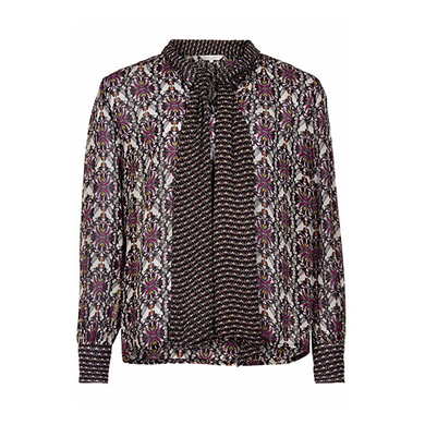 Part Two blouse print OctaviaBL