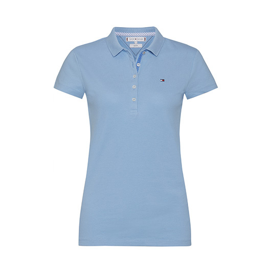 Tommy Hilfiger dames polo Blue