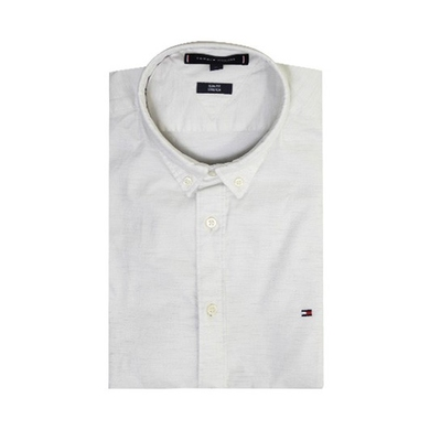 Tommy Hilfiger overhemd slim fit stretch