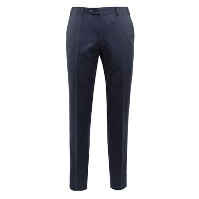 Corneliani pantalon in Super 120 flannel