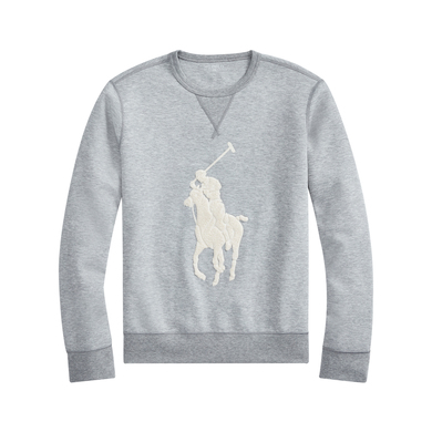 Ralph Lauren sweater groot logo