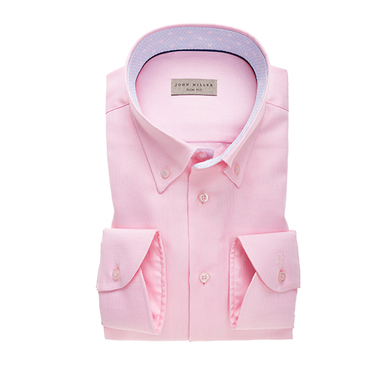 John Miller overhemd button-down kraag