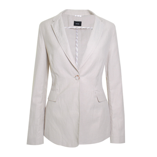 Someday blazer linnen sand