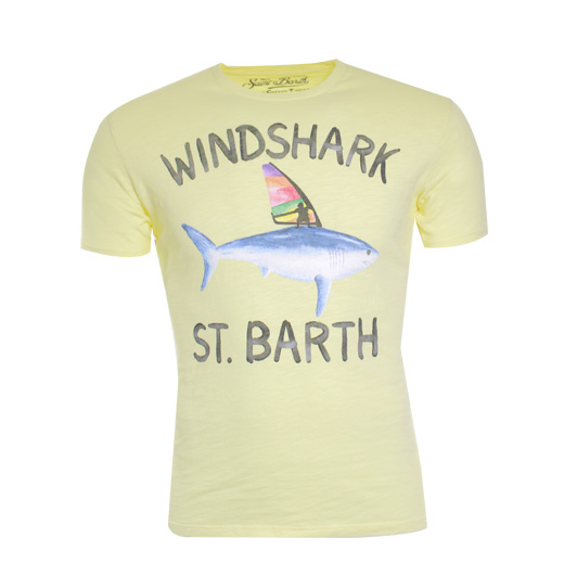 MC2 Saint Barth T-shirt Windsurfing