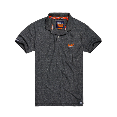 Superdry Orange Label polo korte mouwen