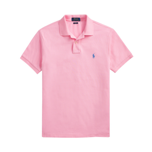 Polo Ralph Lauren polo piqué slim fit Roze