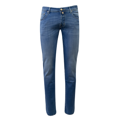 Jacob Cohën jeans mega stretch lichtblauw