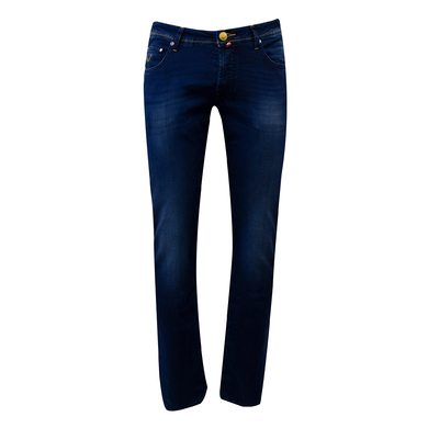 Jacob Cohën jeans jersey donkerblauw
