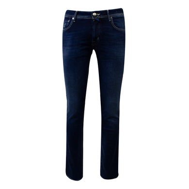 Jacob Cohën jeans stretch donkerblauw