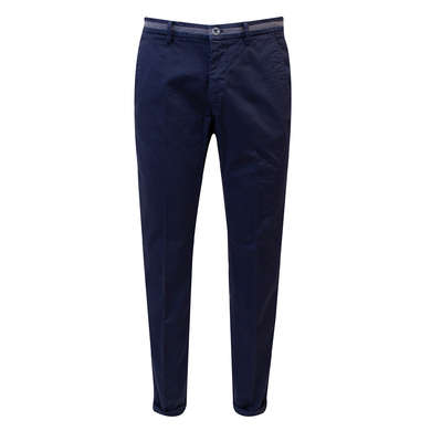 Mason's Chino Casual Torino Twill Navy