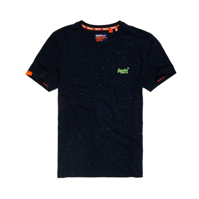 Superdry M-Knit T-Shirt of Cotton