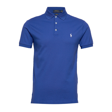 Ralph Lauren Polo Korte Mouw Stretch Piqué