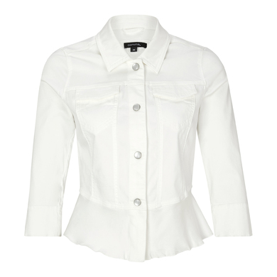 Comma Jacket white