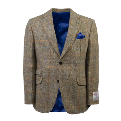 Wellington Colbert Harris Tweed Ruit Camel