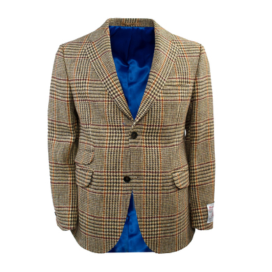 Wellington Colbert Harris Tweed Ruit Beige