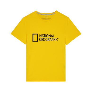 National Geographic T-shirt Logo