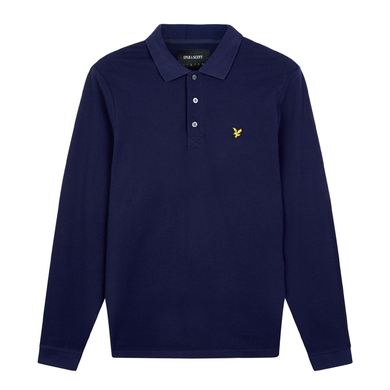 Lyle & Scott Polo Lange Mouw