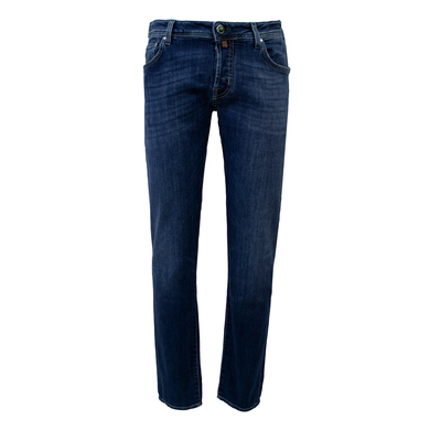 Jacob Cohën Jeans Slim Fit Bi-stretch Blauw