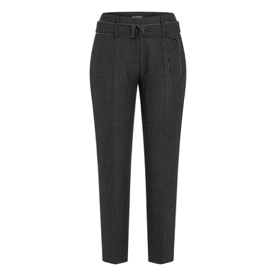 Cambio pantalon Kaia structured wool substitute grijs