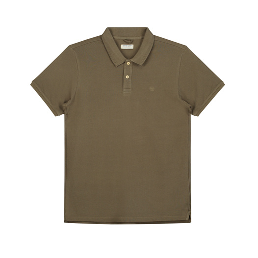 Dstrezzed polo  Army green
