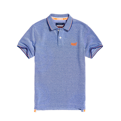 Superdry Polo classic poolside