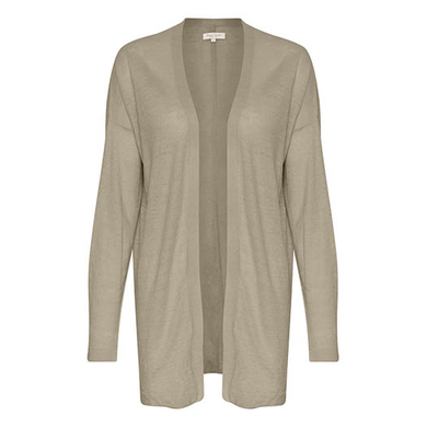 Part Two Cardigan Beige