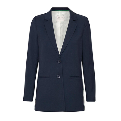 Part Two Blazer Navy
