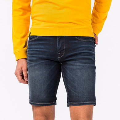 Vanguard denim shorts
